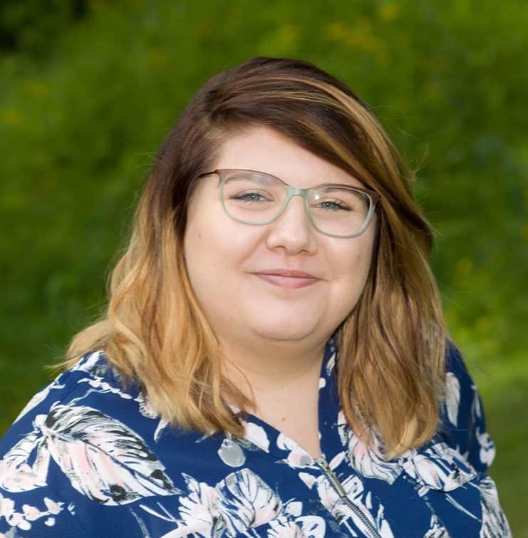 Alisha Becker, Pro-West GIS Technician