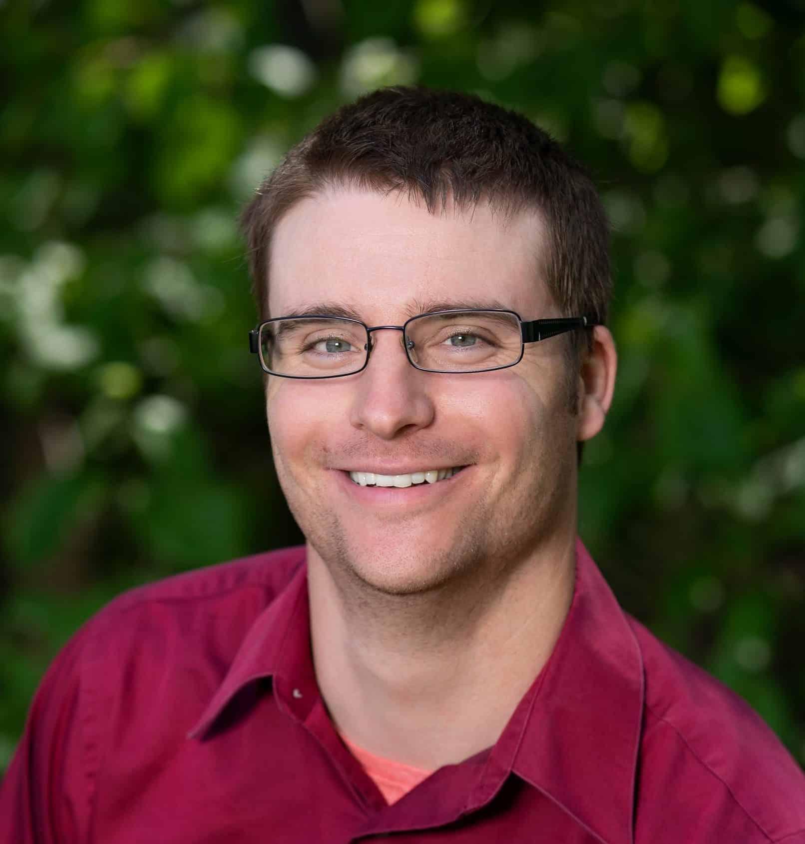 Cody Wolfe, GIS Technician