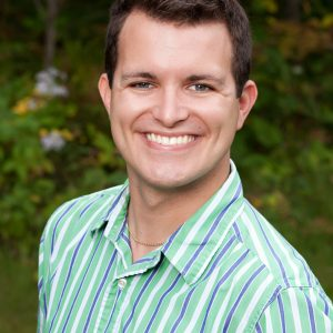 Kyle Wikstrom, GIS Solutions Specialist