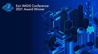 esri imgis award graphic