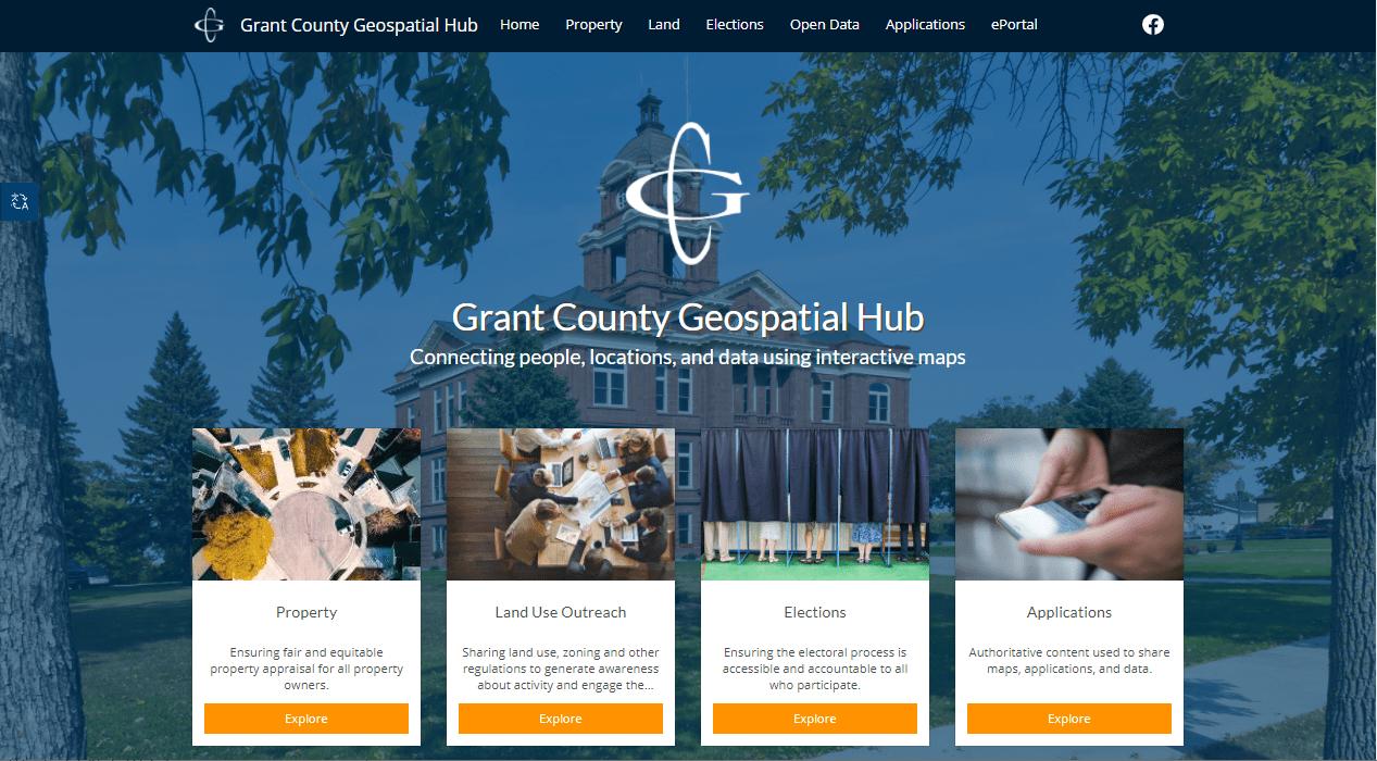 grant county geospatial hub